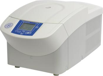 Compact refrigerated microcentrifuge Sigma 1-16K tailored to your needs.