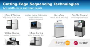 GENEWIZ provides access to multi-platform sequencing technologies to answer any biological question.