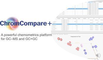 New powerful chemometrics platform for GC–MS and GC×GC 