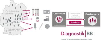 Das DiagnostikNet-BB ist eine Anbietergemeinschaft zur Entwicklung neuer In-vitro-Diagnostika.
