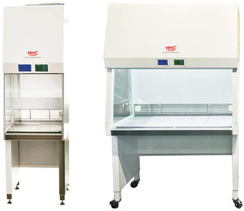 Microbiological Safety Cabinets Class II in different sizes for your laboratory