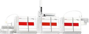 Panorama-Bild über mehrere Geräte der multi-N/C-Serie: multi N/C 2100, multi N/C 3100 und multi N/C UV HS