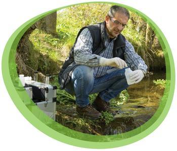 Umwelt: Agilent unterstützt Wissenschaftler in Punkto Sicherheit und Qualität von Wasser, Luft und Boden.