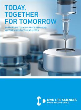 The new DWK brochure: Today, Together for Tomorrow