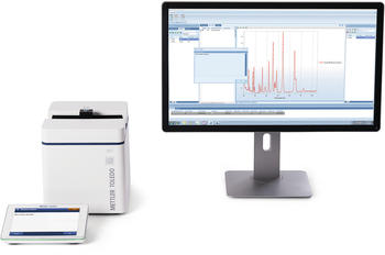 UV7 with LabX laboratory software connection