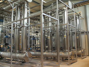 EU fördert Vinnolit Projekt zum Wasserrecycling