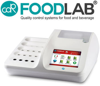 CDR FoodLab - Analyses systems for quality control on food and beverage
