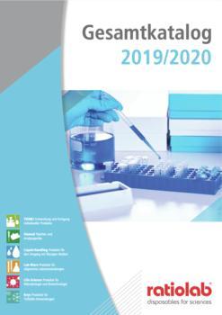 Katalog ratiolab® Katalog 2019/20