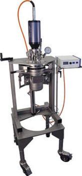 Lab and pilot pressure reactors 0.25 – 20 liter