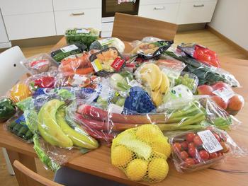 NABU-Studie: Immer mehr Müll durch verpacktes Obst und Gemüse