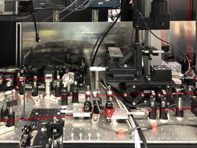 Supermicroscopio para cristales de proteínas