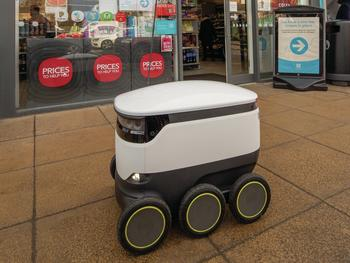 Rise of the robots as Co-op and Starship roll-out autonomous delivery expansion