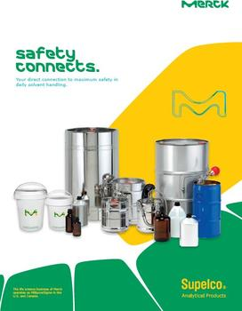 Safety Connects – Solvent Management Systems