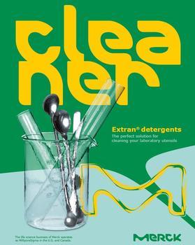 Extran® Cleaner-Broschüre