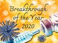 Rasante Impfstoffentwicklung gegen Covid-19 ist wissenschaftlicher Durchbruch 2020