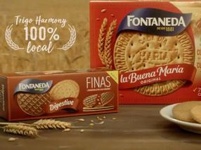 Fontaneda cuida el medio ambiente y la calidad de su trigo con Compromiso Harmony