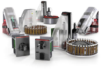 Sample changers for different applications