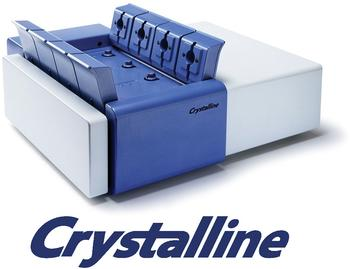 Crystalline instrument