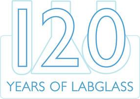 120 years DURAN laboratory glassware