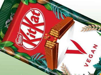Nestlé's first vegan KitKat is coming soon!