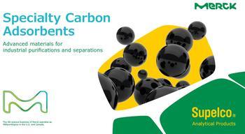 Hochleistungsfähige nanoporöse Kohlenstoff-Adsorbentien