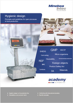 White Paper Hygienic Design - Principles and guidelines for open processes in food production