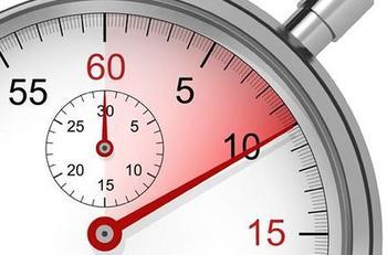 <strong>10-Minuten-Test</strong><br>Der Test ist nicht schwieriger als eine normale Messung. Einfach SmartCal in die Probenschale geben und Start drücken. In nur 10 Minuten erhalten Sie die Resultate.