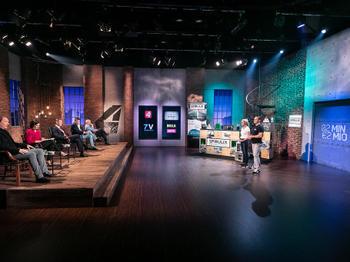 Algenbauern Karl & Martina Pfiel bei der Startup-Show