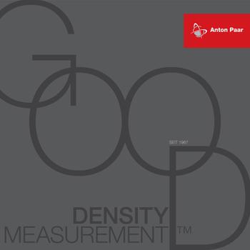 Whitepaper: Good Density Measurement