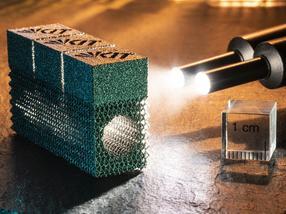 Elektronenstrahlschmelzen bringt sprödes Metall in Form