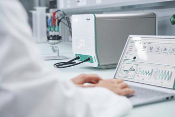 Sicherheit von Messzelle und Daten: Zellschalter, interner Speicher und kontinuierliche Datenspeicherung