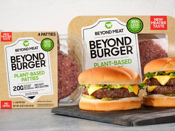 The even-better Beyond Burger launches nationwide
