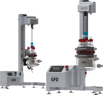 The GFD®Lab and Lab PLUS family of Laboratory Agitated Nutsche Filter Dryers