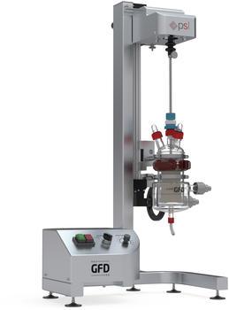 GFD<sup>®</sup>Lab - mit manueller Bedienung und 010 Behältnis aus Borosilikatglas