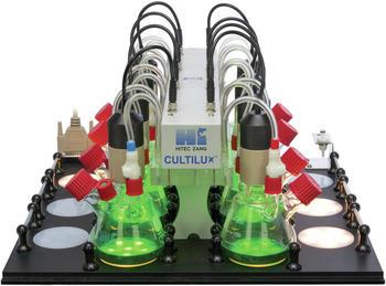 Phototrophe Mikroorganismen finden im RAMOS®  ebenfalls optimale Kultivierungsbedingungen