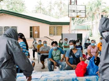 Covid-Funds: Infoveranstaltung auf den Philippinen