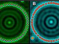 Erstmals chemische Bindungen zu künstlichen Atomen gemessen