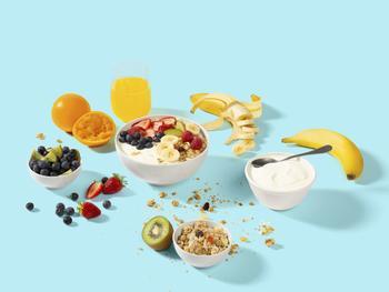 Frisches Obst und Gemüse sind nur ein kleiner Teil des großen Sortiments von Amazon Fresh.