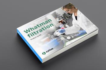 guía de productos de filtración Whatman