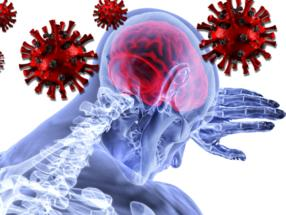 COVID-19 can cause severe inflammation in the brain