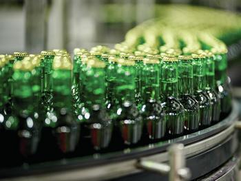 Leichteste Bierflasche der Welt