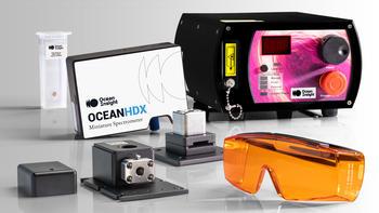 Das Ocean HDX Raman-Messpaket