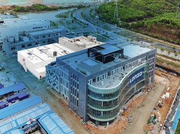 Lonza investiert CHF 20 Millionen in den Ausbau der API-Entwicklungs- und Produktionsanlage in Nansha, China
