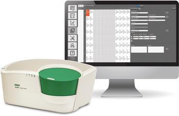 QX Software zur Aufnahme und Analyse von ddPCR Daten