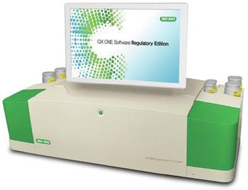 QX ONE ddPCR System - Voll integrierter Arbeitsablauf