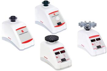 The four models: fixed speed, analog with speed control, digital (including time and speed control), digital with pulse action.
