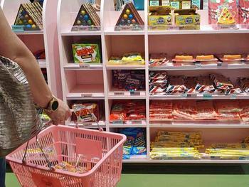 Candy World verkauft mangelhaft gekennzeichnete Süßwaren