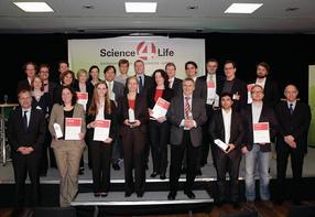 Science4Life Gewinner 2013