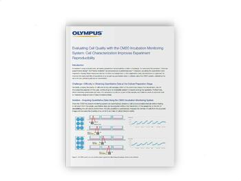 Application Note: Bewertung der Zellqualität mit dem Inkubator-Überwachungssystem CM20