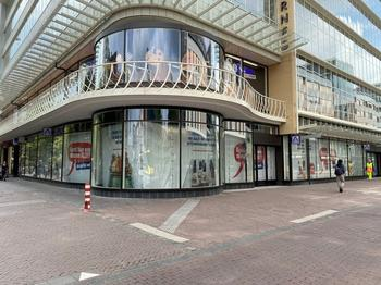 ALDI store in Utrecht, Netherlands